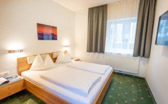 Insieme Obertauern - Appartement L'Acqua Schlafzimmer