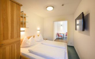 Insieme Obertauern - Appartement Il Monte Schlafzimmer