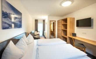Insieme Obertauern - Appartement La Neve Schlafzimmer
